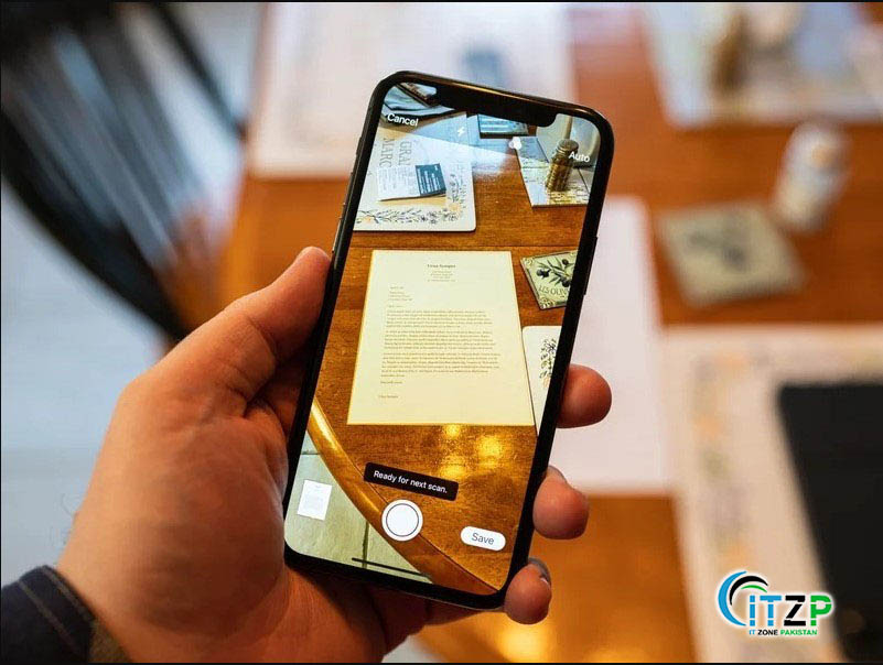 How to Scan a Document On an Iphone